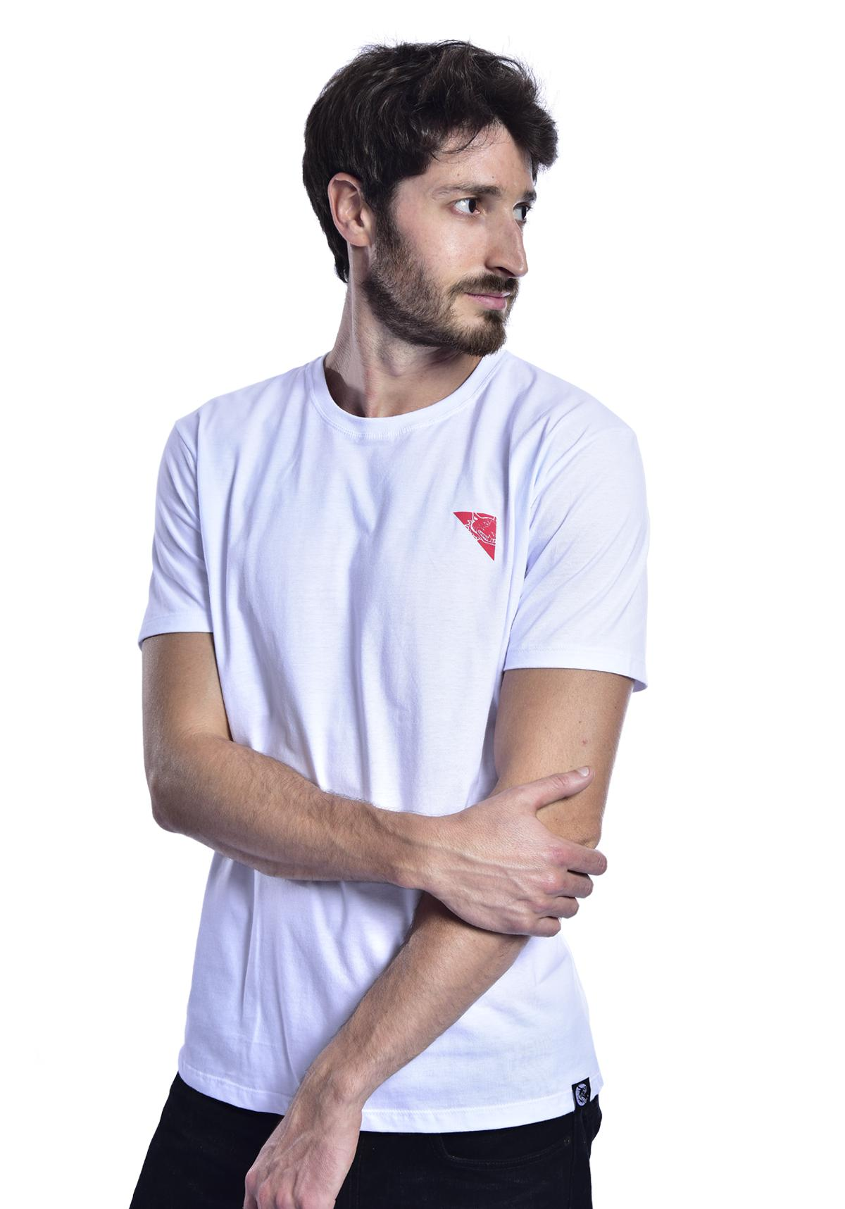Camiseta Red Nose Surf Days - Branco P