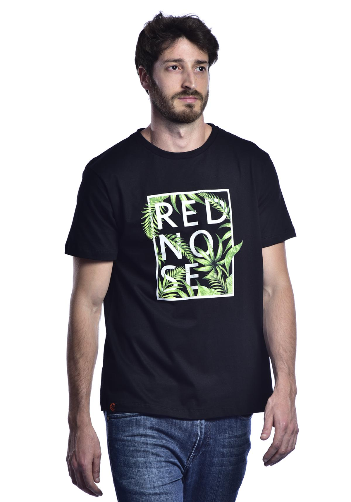 Camiseta Red Nose Floral P