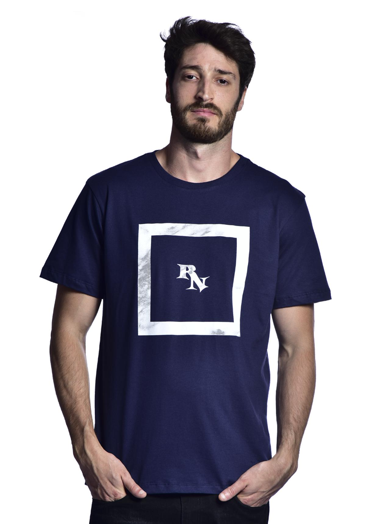 Camiseta Red Nose Marmore P