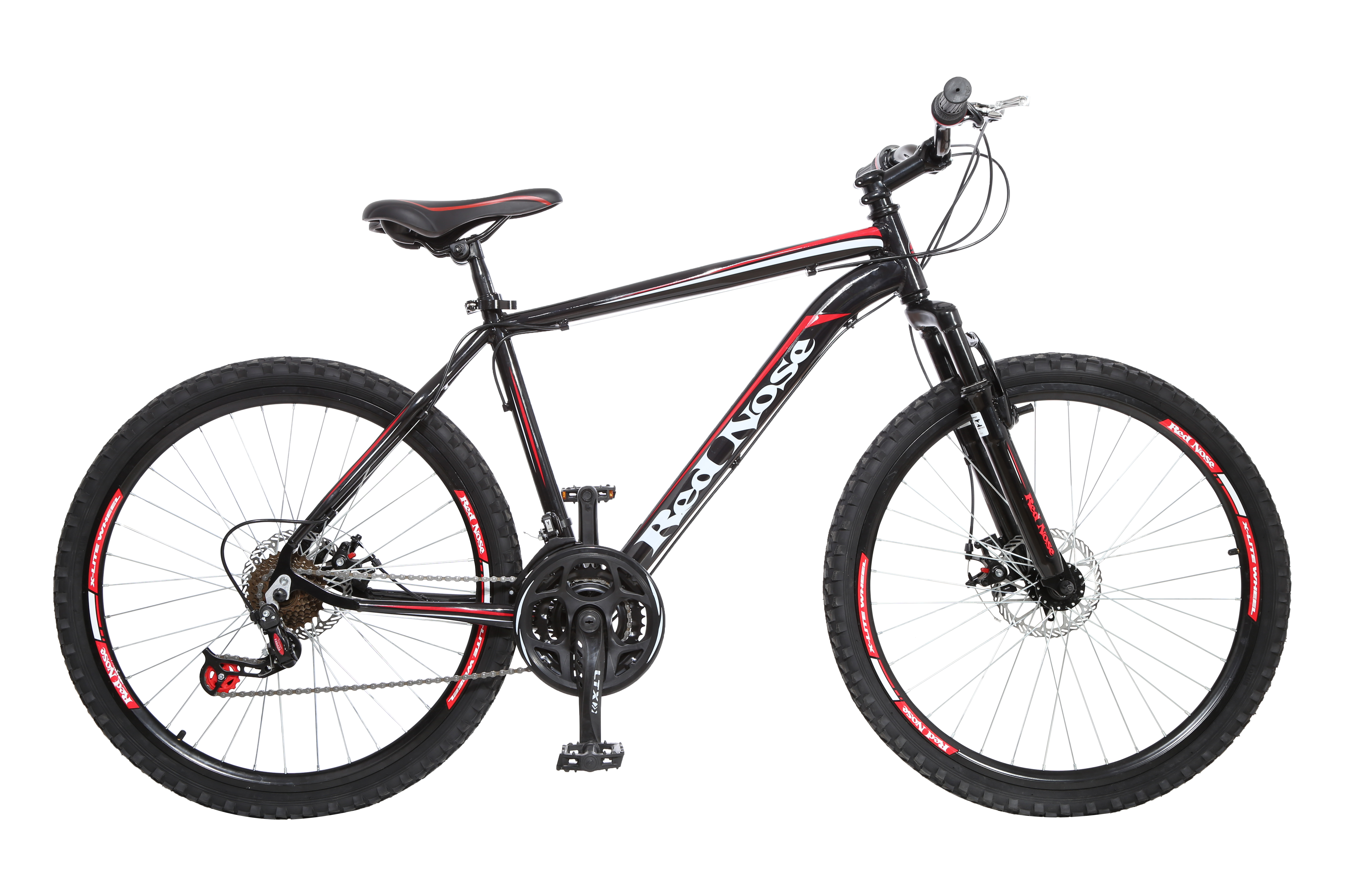 Bike Red Nose 1.0 Aro 26 Freio Disco 21 Marchas 19