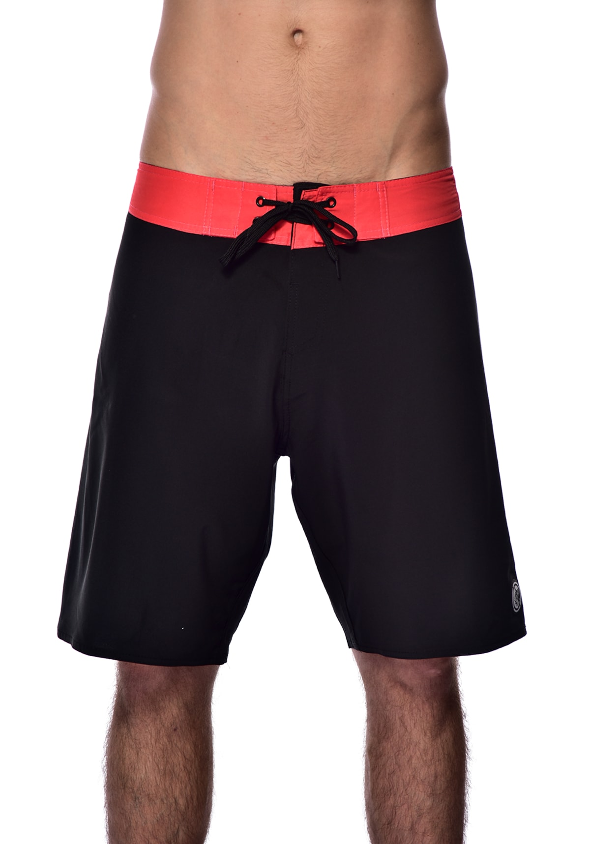 Bermuda Red Nose Boardshort Double - Preto 40