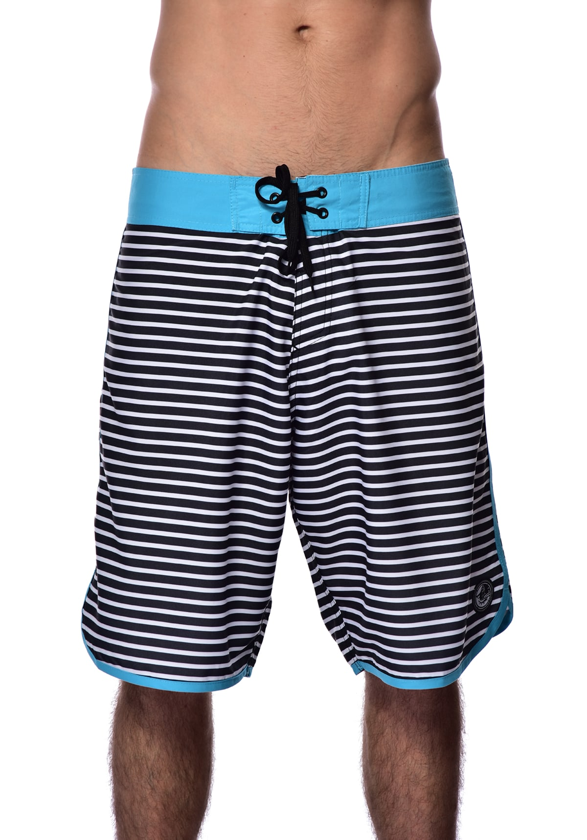 Bermuda Red Nose Boardshort Sailor - Preto 38