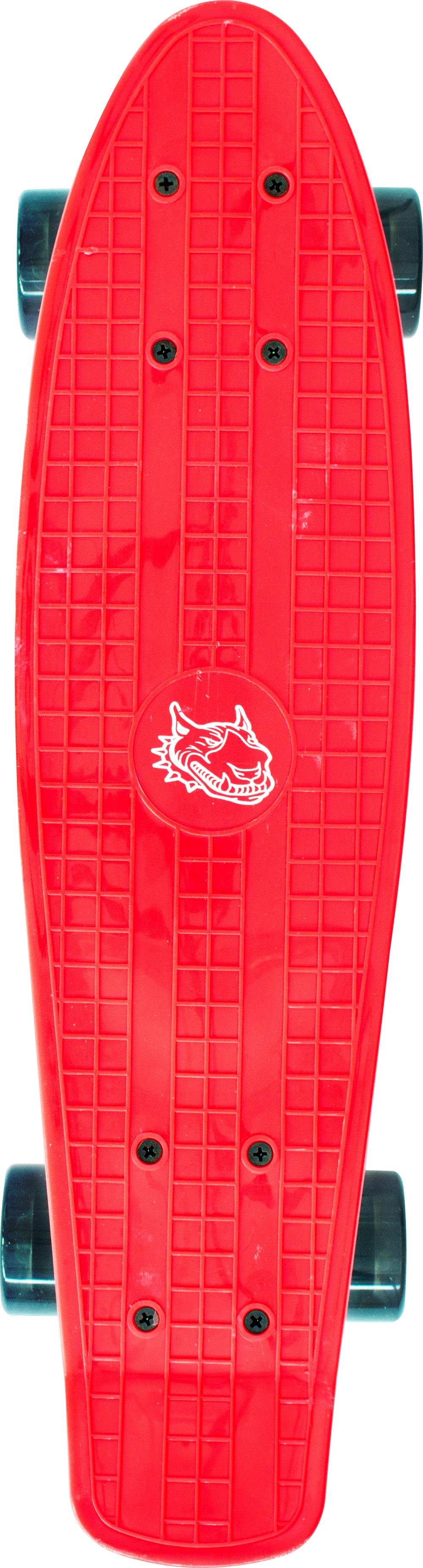 Skate Cruiser Red Nose Vermelho