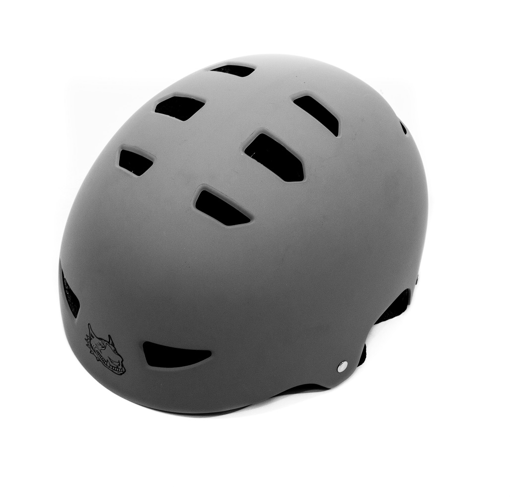 Capacete Red Nose Cinza G