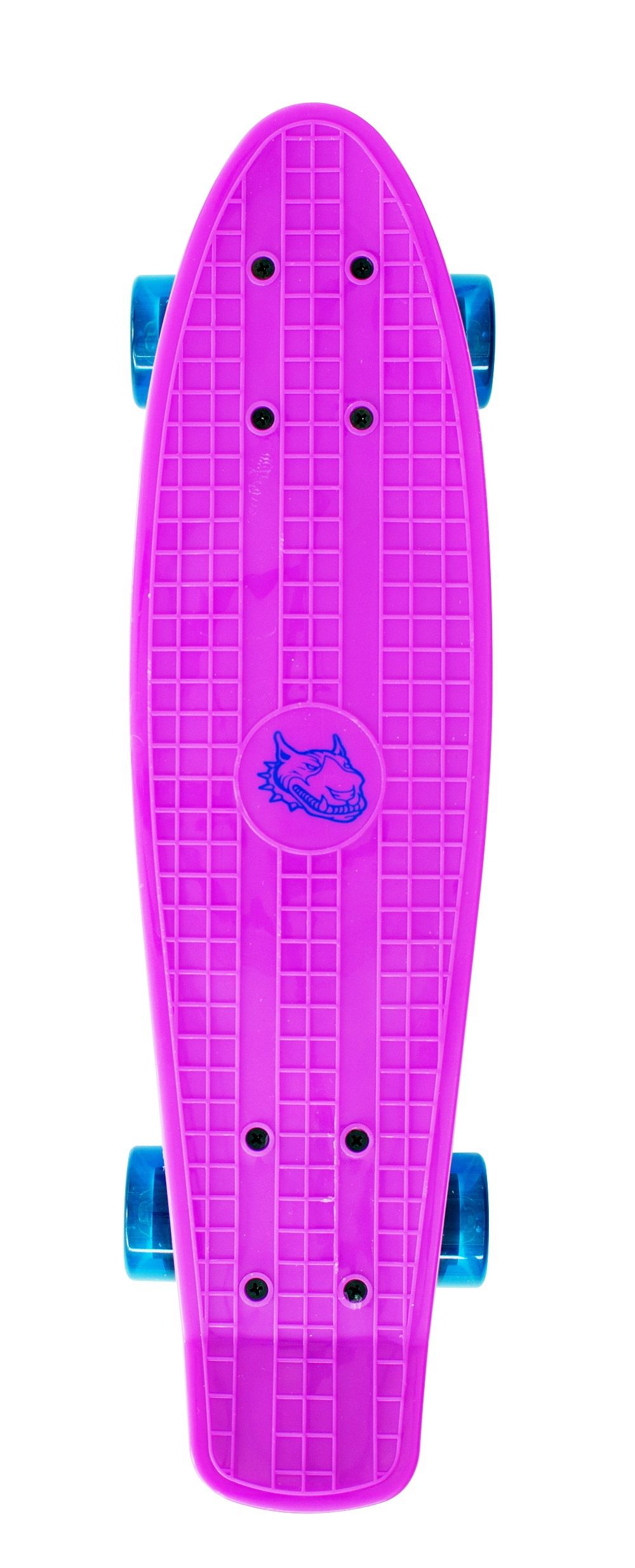 Skate Cruiser Red Nose Roxo