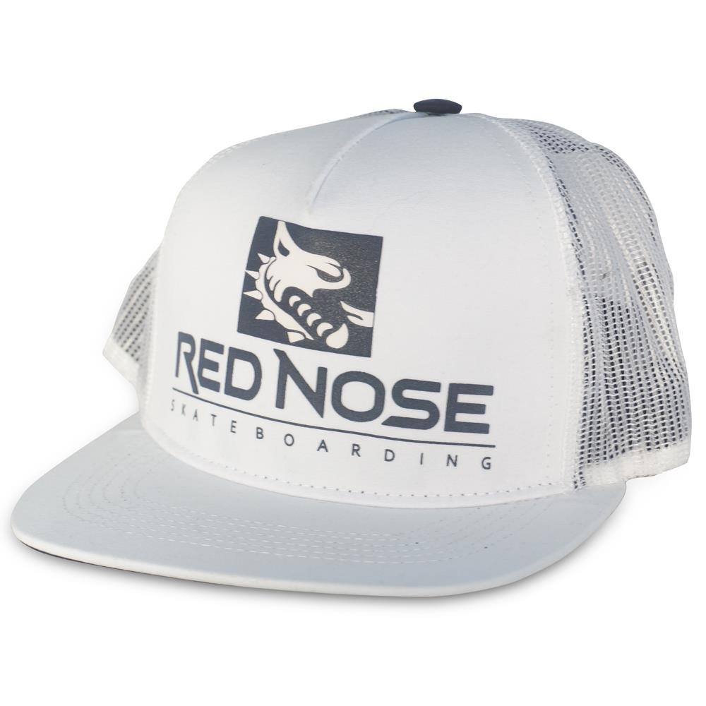 Boné Red Nose Trucker Branco